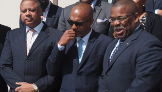 PLP MPs react angrily to Marc Bean interview